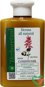 Herboretum Henna all natural conditioner aloe/jojoba