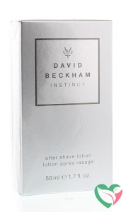 David Beckham Instinct aftershave