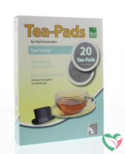 Geels Earl grey tea pads