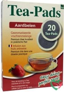 Geels Strawberry vruchtmelange tea pads