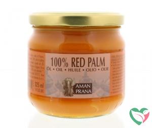 Amanprana Rode palm olie