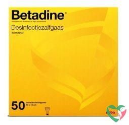 Betadine Desinfecterende zalfgazen