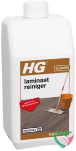 HG Laminaat reiniger 72
