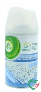 Airwick Freshmatic max fresh linnen navul