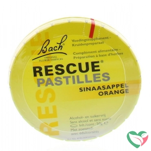 Bach Rescue pastilles sinaasappel