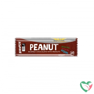 Bonvita Bonbarr choco peanut bar bio