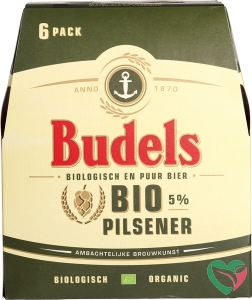 Budels Biobier 6-pack bio