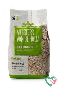 De Halm Havermout bio