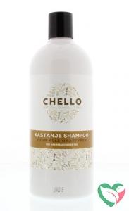 Chello Shampoo kastanje
