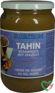 Horizon Tahin met zeezout eko bio