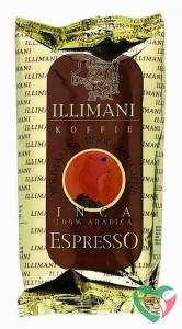 Illimani Inca espresso bio
