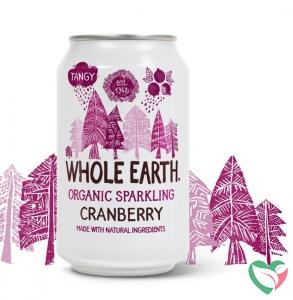 Whole Earth Mountain cranberry bio