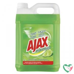Ajax Allesreiniger limoen fris