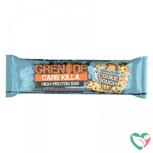 Grenade High proteine reep chocolate chip cookie dough