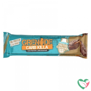 Grenade High proteine reep chocolate chip salted caramel