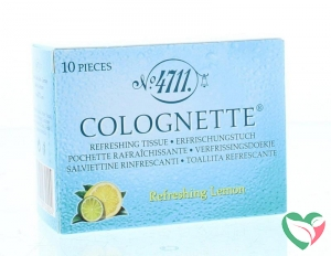 4711 Colognettes Lemon