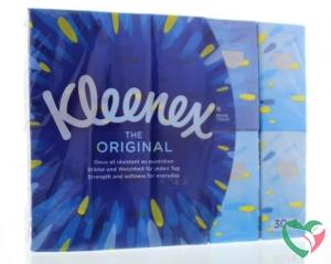Kleenex Original zakdoekjes pakjes van 9