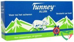 Tunney Aluinblokje actie 2 + 1 gratis