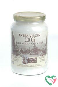 Amanprana Kokosolie bio