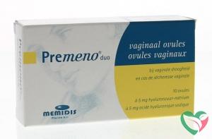 Premeno Vaginale ovule duo