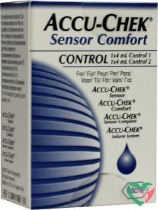 Accu Chek Sensor comfort glucose