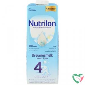 Nutrilon 4 Dreumes groeimelk liquid