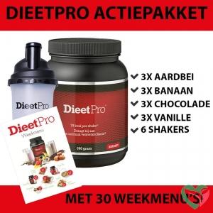 Dieet Pro Dieet pro actiepakket/assorti