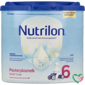 Nutrilon 6 Peutermelkplus melk poeder