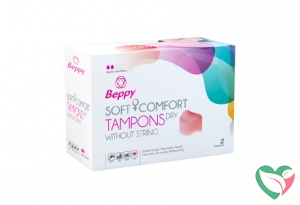 Beppy Soft+ comfort tampons dry - in Tampons