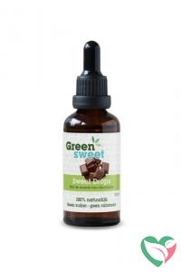 Greensweet Stevia vloeibaar chocolade