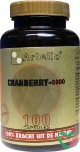 Artelle Cranberry 5000 mg
