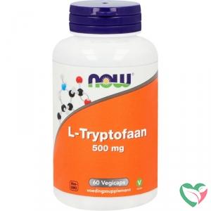 NOW L-Tryptofaan 500 mg