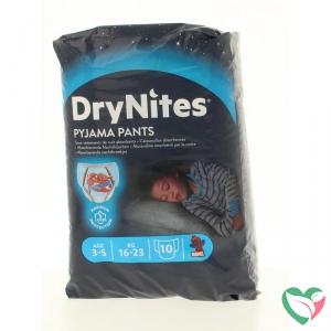 Huggies Drynites boy 3-5 jaar - in Luiers