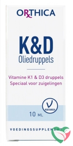 Orthica Vitamine K & D zuigeling