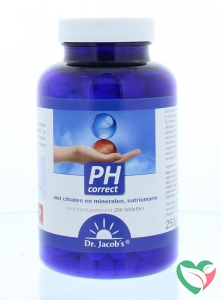 Dr. Jacob's PH Correct tabletten