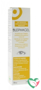 Blephagel Ooglid reiniging gel
