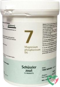Pfluger Magnesium phosphoricum 7 D6 Schussler