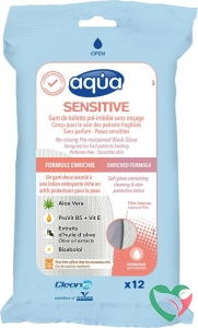 Aqua Washandjes sensitive