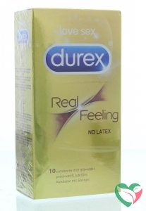 Durex Real feeling latexvrij