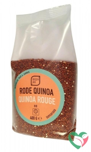 Greenage Quinoa rood