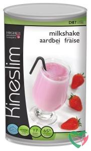 Kineslim Milkshake aardbei - in Afslanken