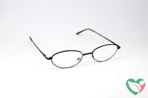 IBD Leesbril universeel zwart +1.00