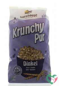 Barnhouse Krunchy pur spelt zonder suiker
