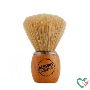 Aleppo Soap Co Scheerkwast 8 cm