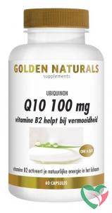 Golden Naturals Q10 100 mg
