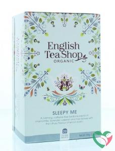 English Tea Shop Sleepy me bio