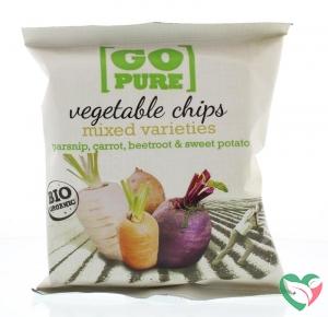 Go Pure Chips groente