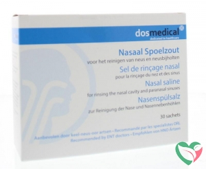 Dos Medical Nasaal spoelzout 2.5 gram