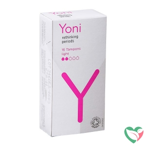 Yoni Tampons light - in Tampons