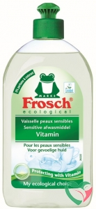 Frosch Afwasmiddel vitaminen sensitive